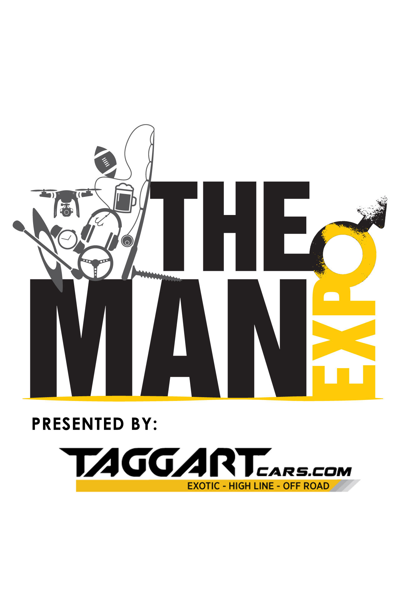 Man Expo Sponsored by Taggart