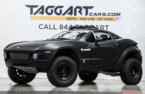 Taggert Rally Road Fighter