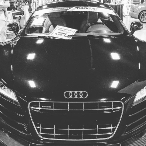 Audi-Taggart Car