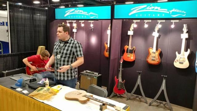 Zion Guitars
