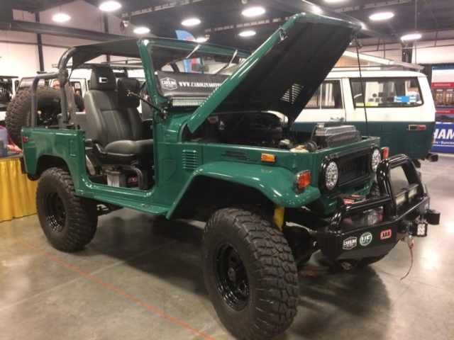Carolina Offroad Outfitters jeep
