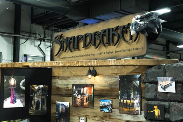 Snap Draken Booth