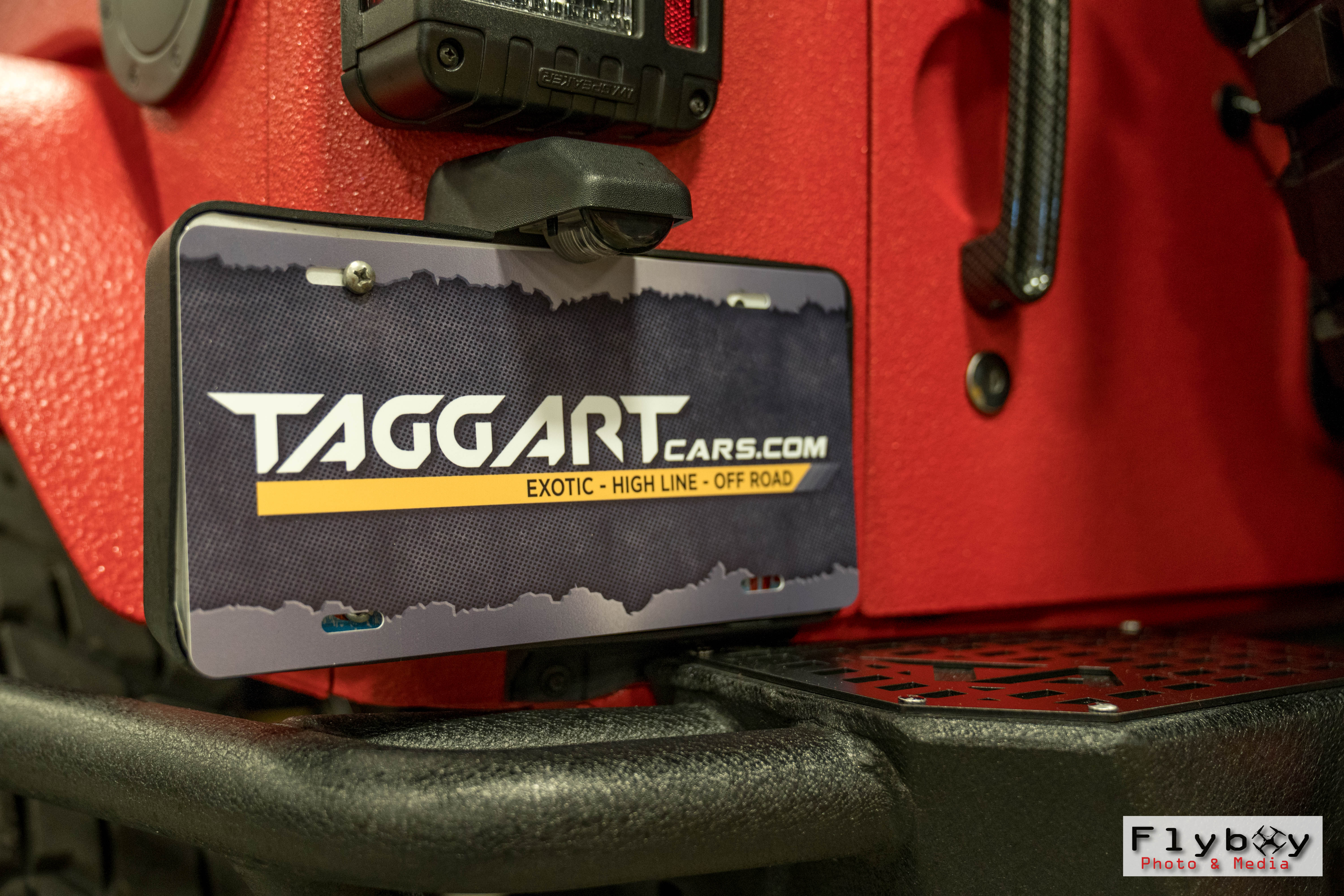 Taggart Cars