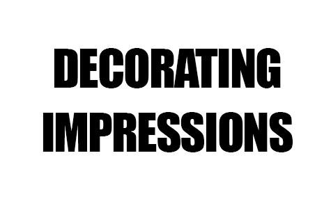 Decorating Impressions